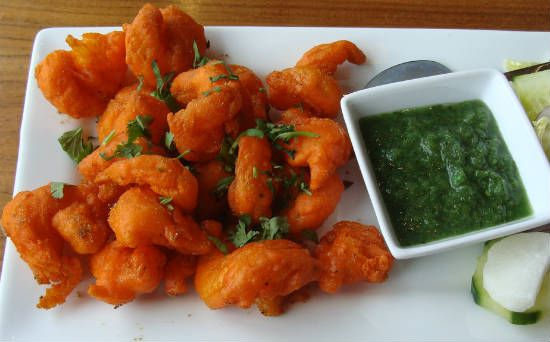Shrimp Pakora Recipe