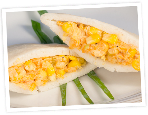 Stuffed Corn Pockets Recipe