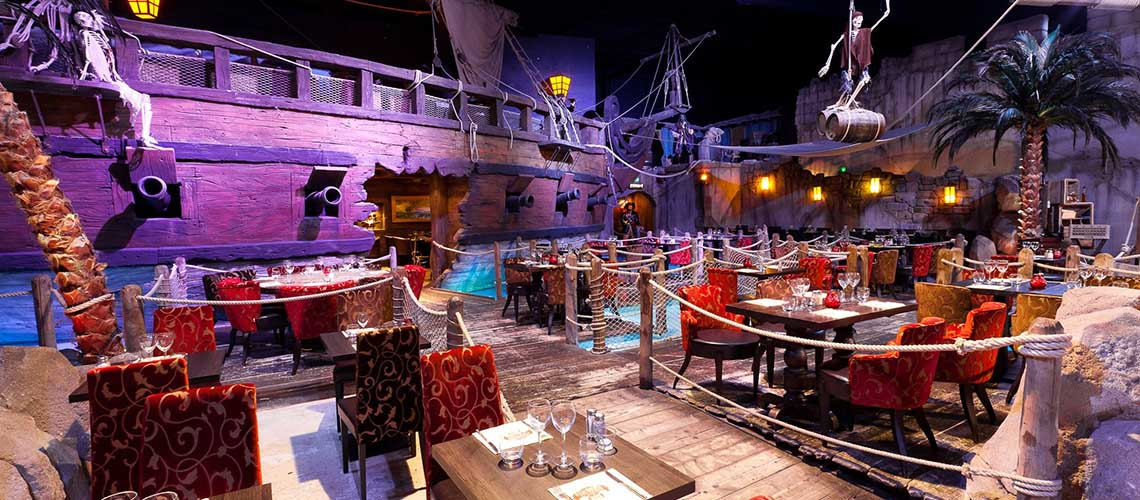 Visit These Amazing Themed Restaurants in Chennai [UPDATED] Photo 15