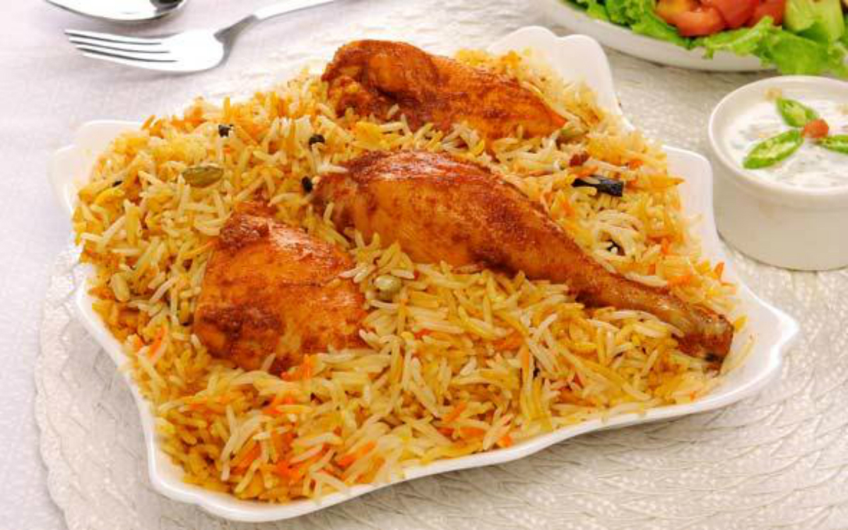 Files -- Chicken Biryani Recipe | HungryForever Food Blog