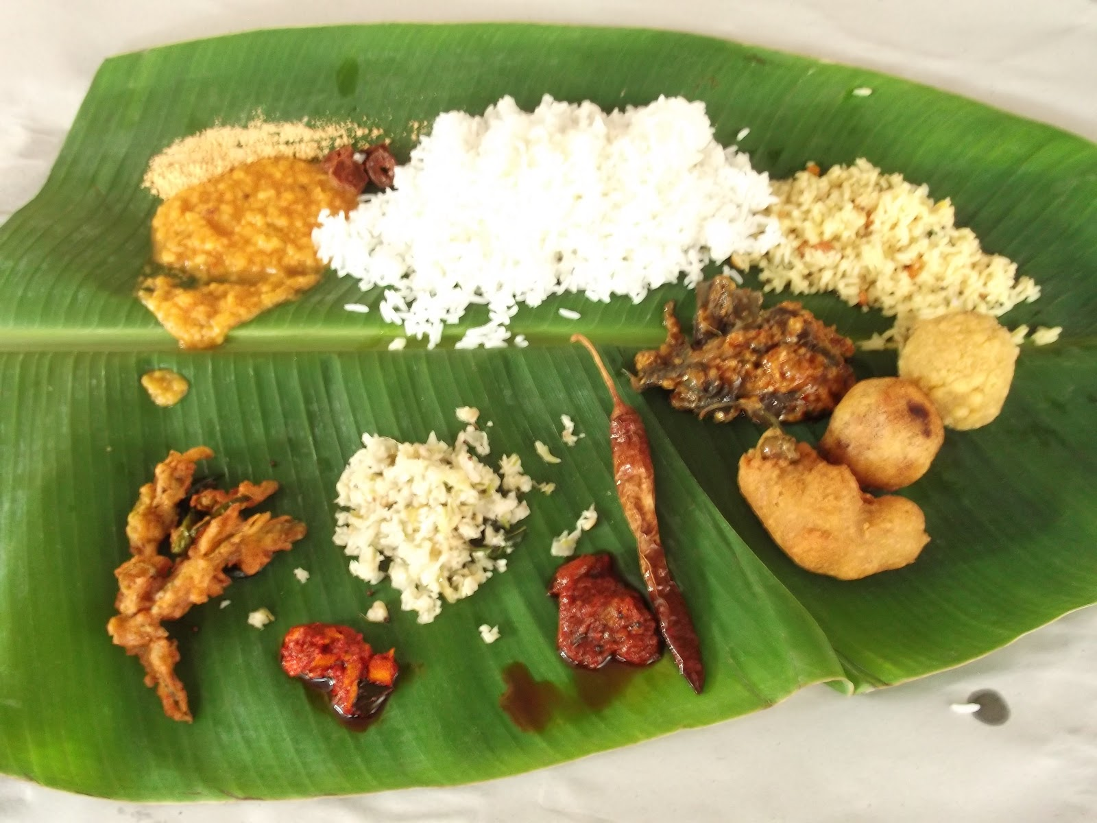 Andhra meals in chennai hungryforever food blog for Andhra pradesh cuisine