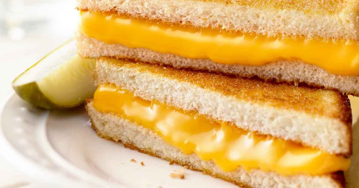 Jane The Virgin Grilled Cheese Sandwich Recipe