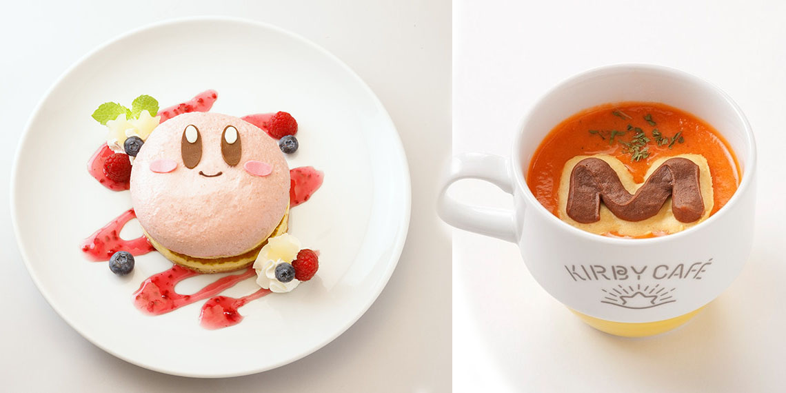 Nintendo Fans Can Now Visit The Kirby Cafe in Japan Photo