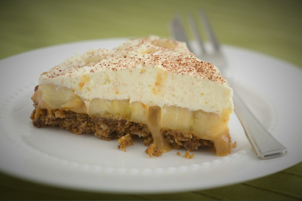 Make your Own Banoffee: Banana and Toffee - A Match Made In Heaven