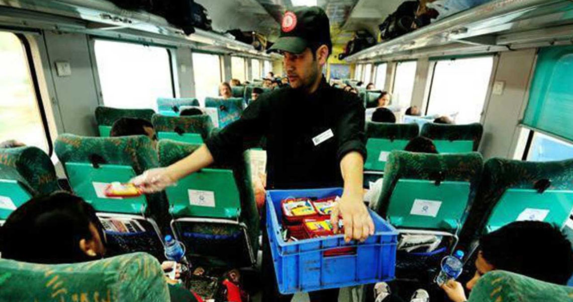 IRCTC To Manage The Catering Services On 23 More Trains Photo