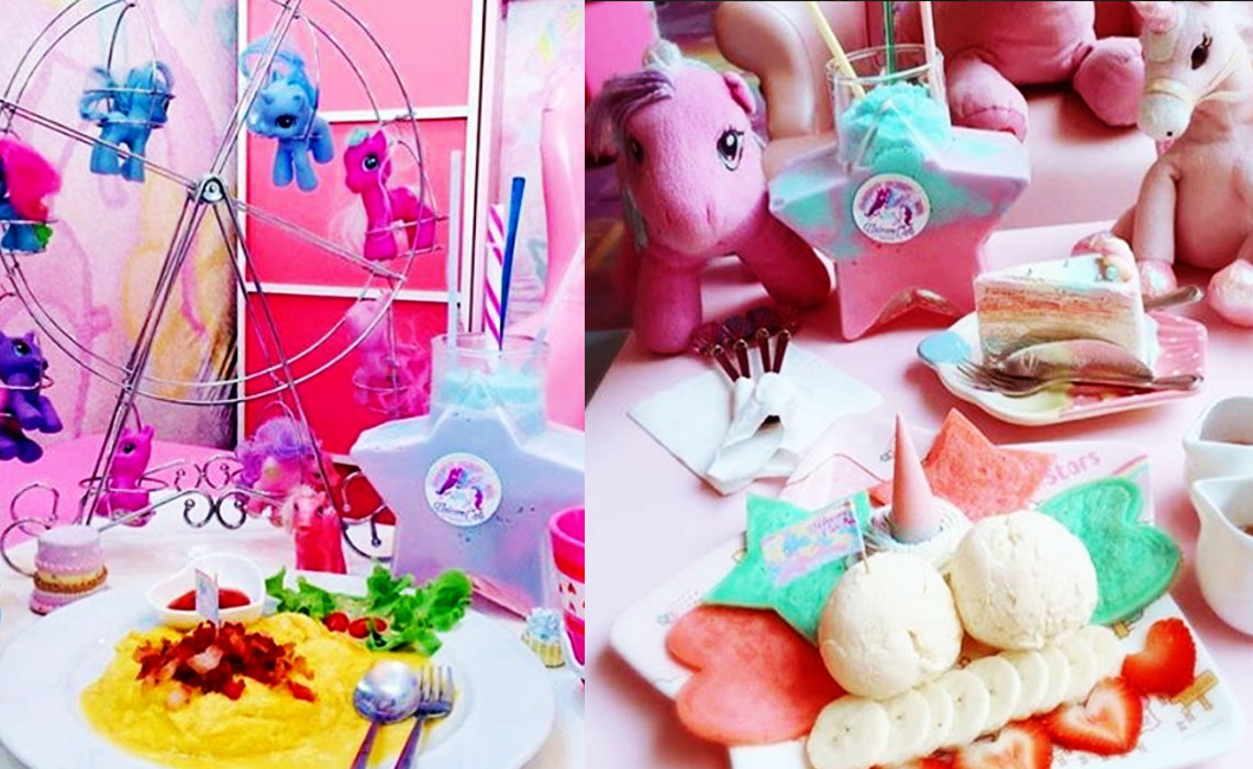 Bangkok Now Has A Unicorn Cafe And It Is The Most Magical Place On Earth Photo 2