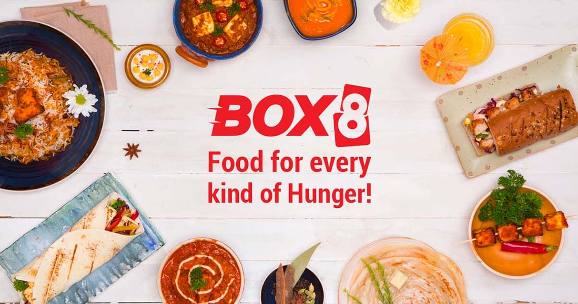 Food Delivery Startup Box8 Has Raised $7.5 Million in Series B Funding Photo 1