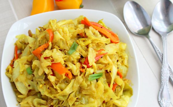 Cabbage Fry Recipe