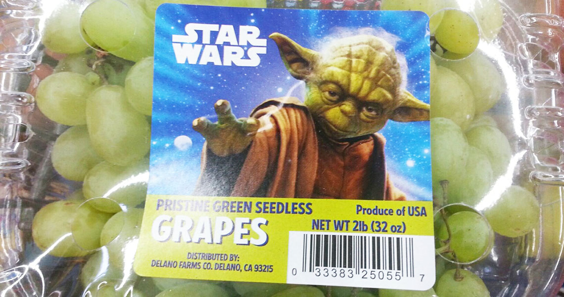 Disney Is Partnering With An Agricultural Company To Release Themed Vegetables and Fruits Photo 1