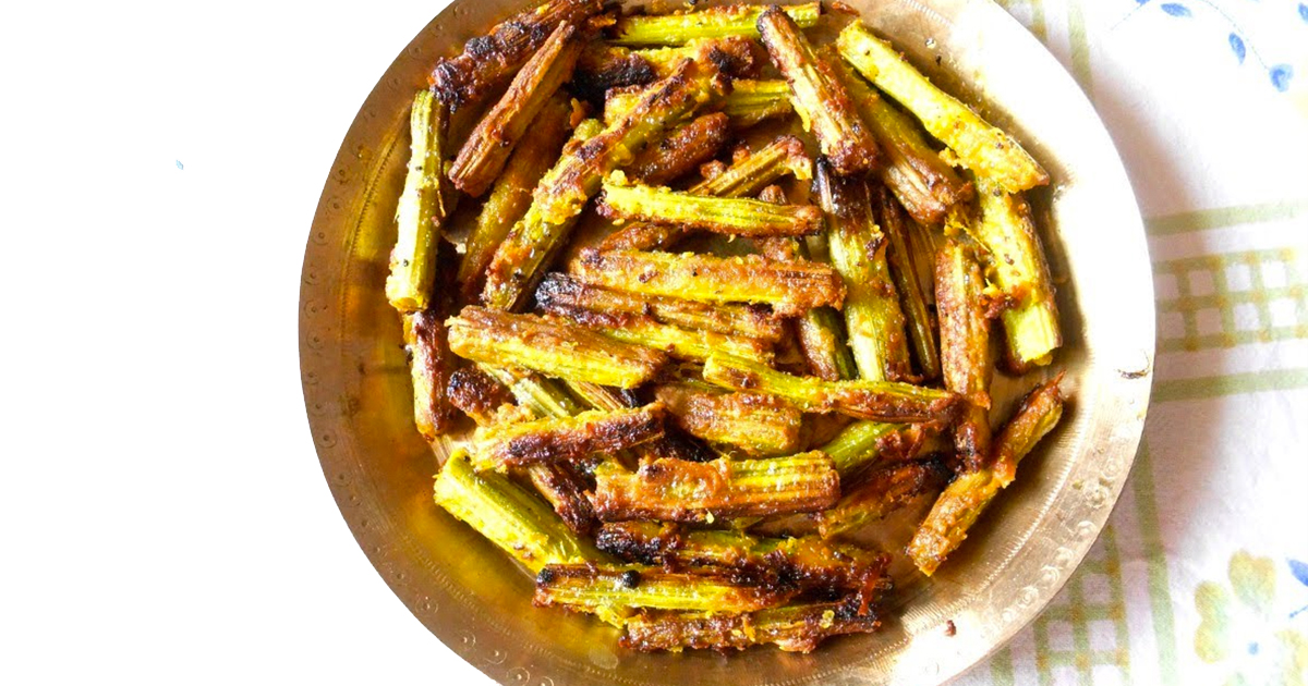 drumstick-fry-recipe