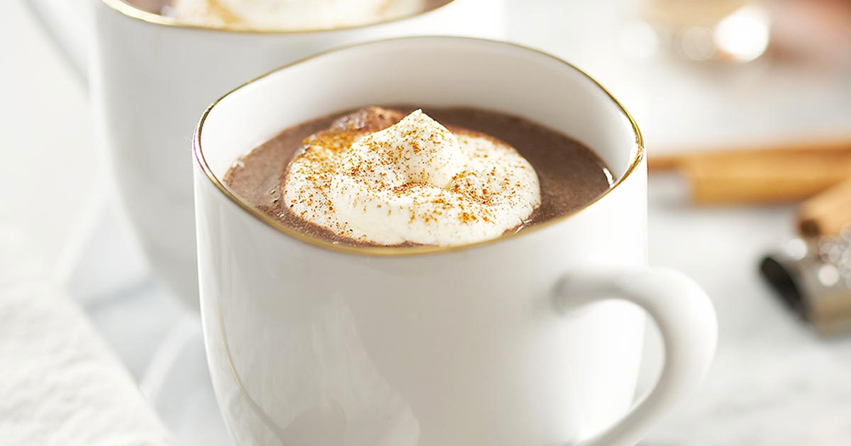 Hot Chocolate with Old Monk Recipe