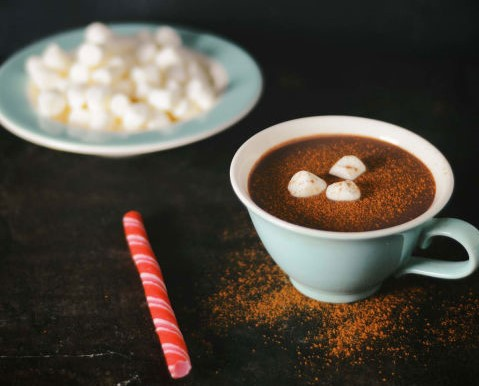 Hot Chocolate With Cinnamon Whisky Recipe
