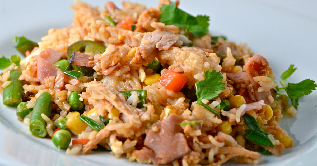 turkey-fried-rice-recipe