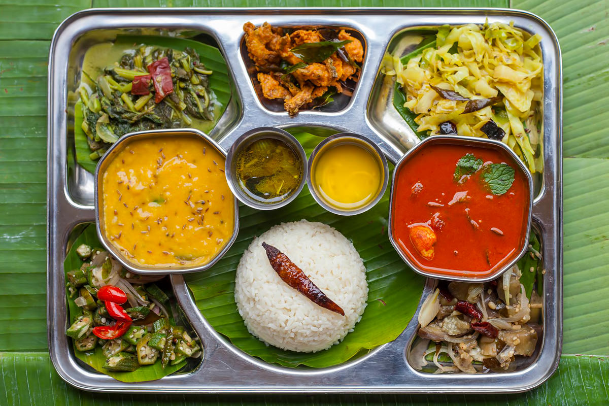 south-indian-thali-in-hyderabad