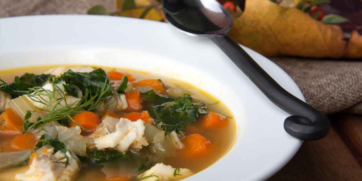The Hunger Games Fish Stew Recipe