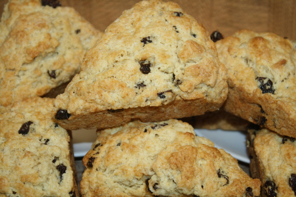 Buttered Scones - Lord of the Rings