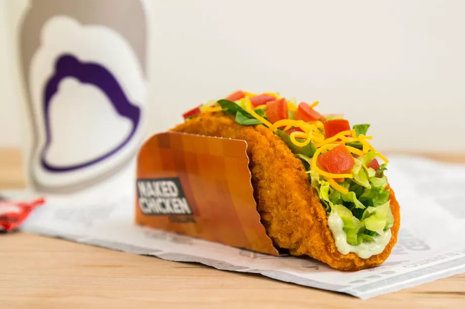 The Most Outrageous Taco Bell Menu Items of All Time