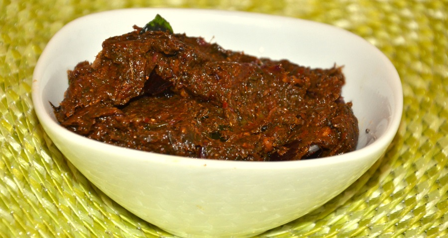 gongura-pickle