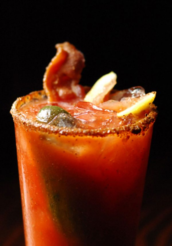 This Elixir Bloody Mary Will Cure All Your Hangover Woes