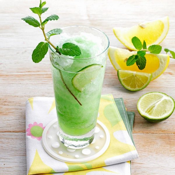 Sun's Out, Drunks Out: Beat The Heat With These Delicious Mojito Slushies!