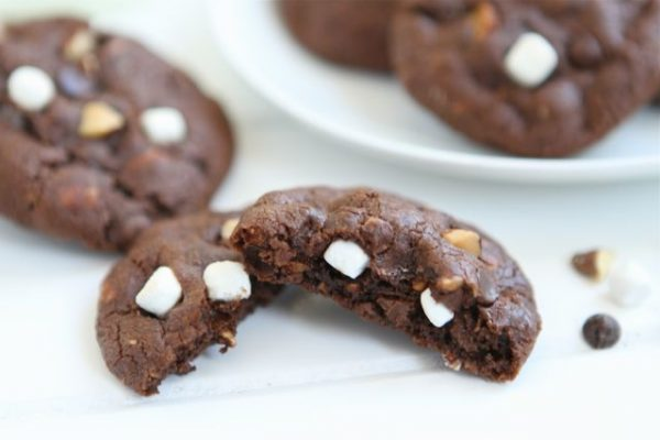 Gilmore Girls Rocky Road Cookies Recipe