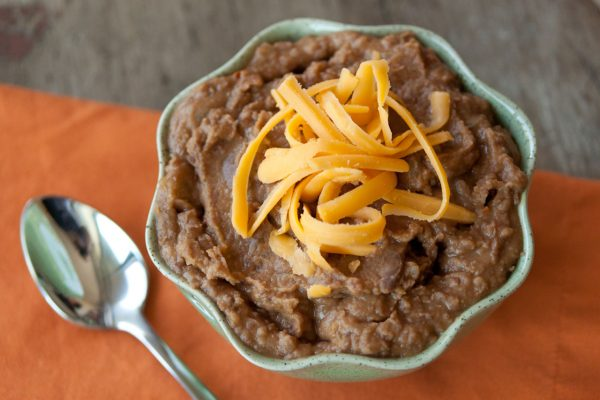 Mexican Refried Beans Recipe