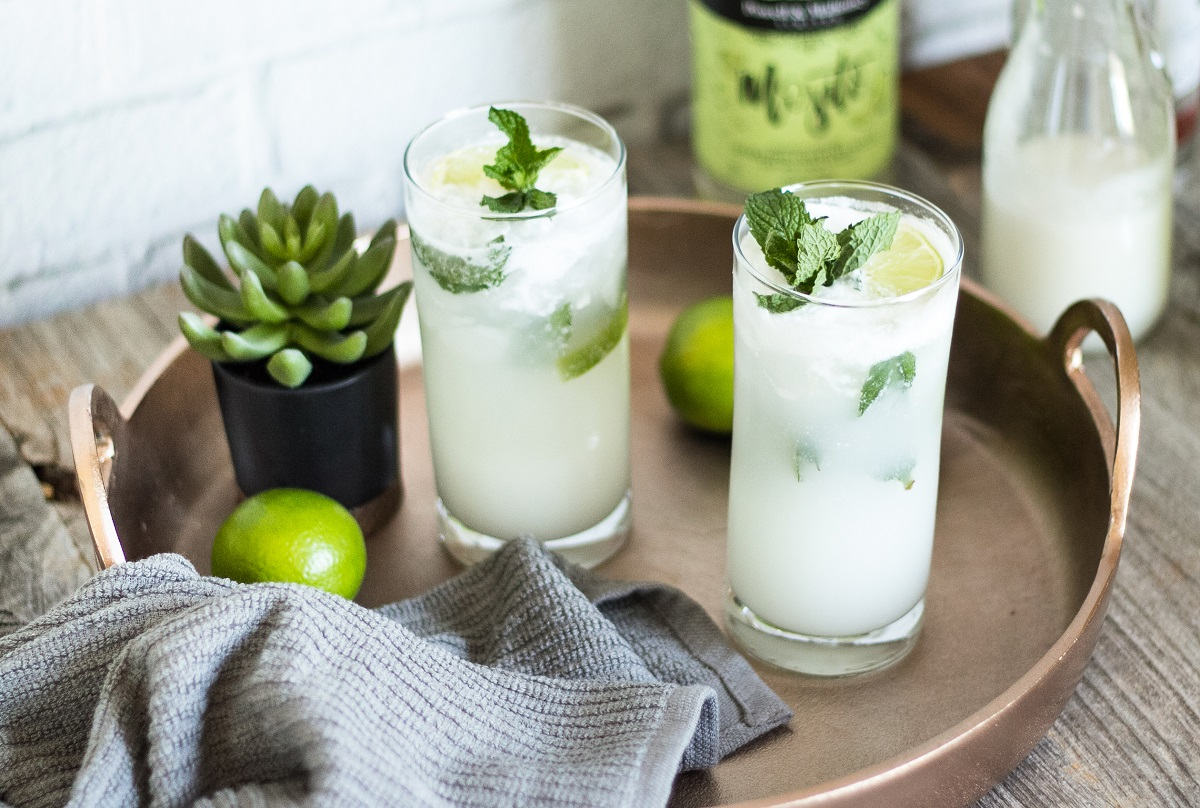 This Coconut Mojito Recipe Is Exactly What You Need To Treat Yourself This Summer