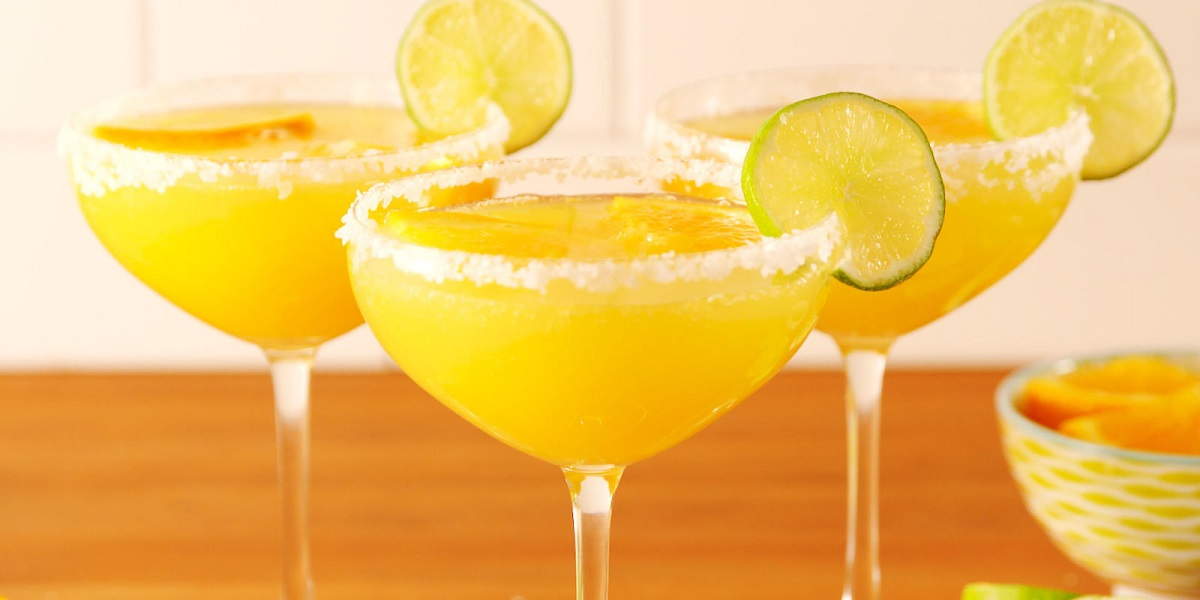 Mimosa Margaritas Recipe - Because Why Not!