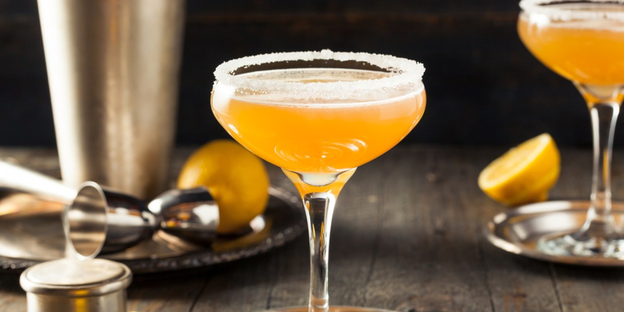 The Cocktail Classics: Sidecar Recipe