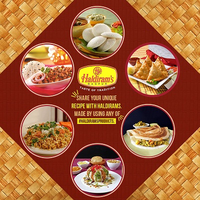 Haldirams, Haldirams Nagpur, Haldirams Nagpur Reviews, Haldirams Recipe Contest