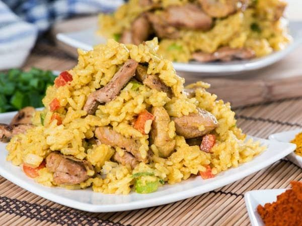 Pork Jadoh Recipe