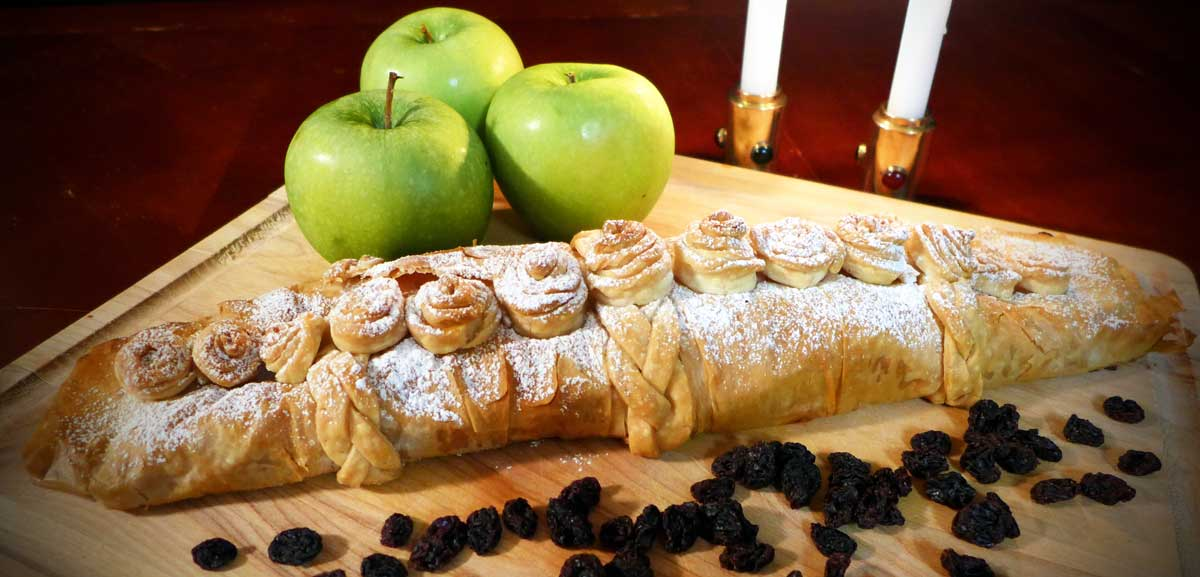 Queenie's Apple Strudel From Fantastic Beasts & Where to Find Them