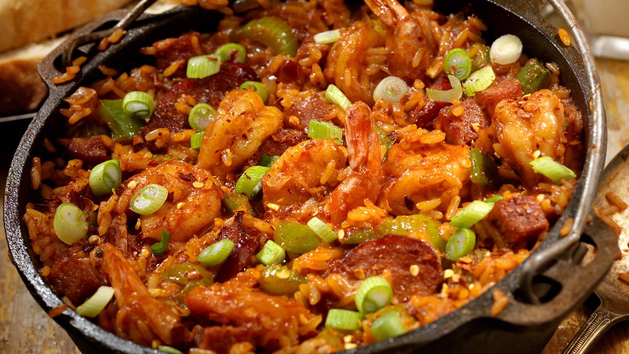 chicken-and-prawn-jambalaya