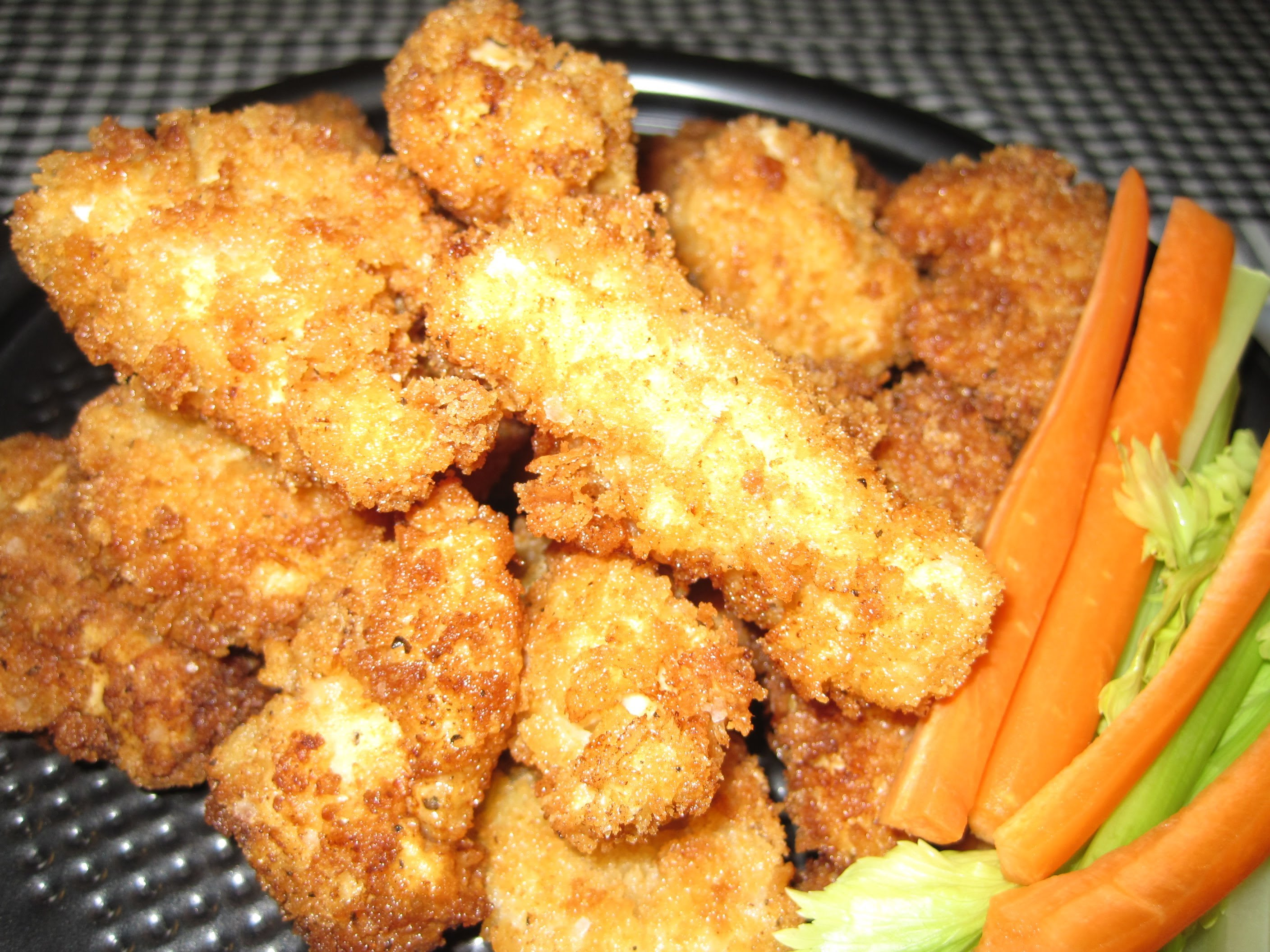 fried-chicken-nuggets-recipe