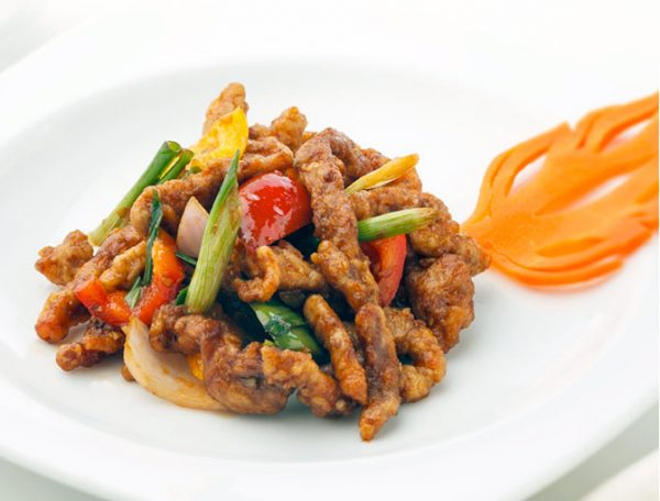 Crispy Lamb Recipe