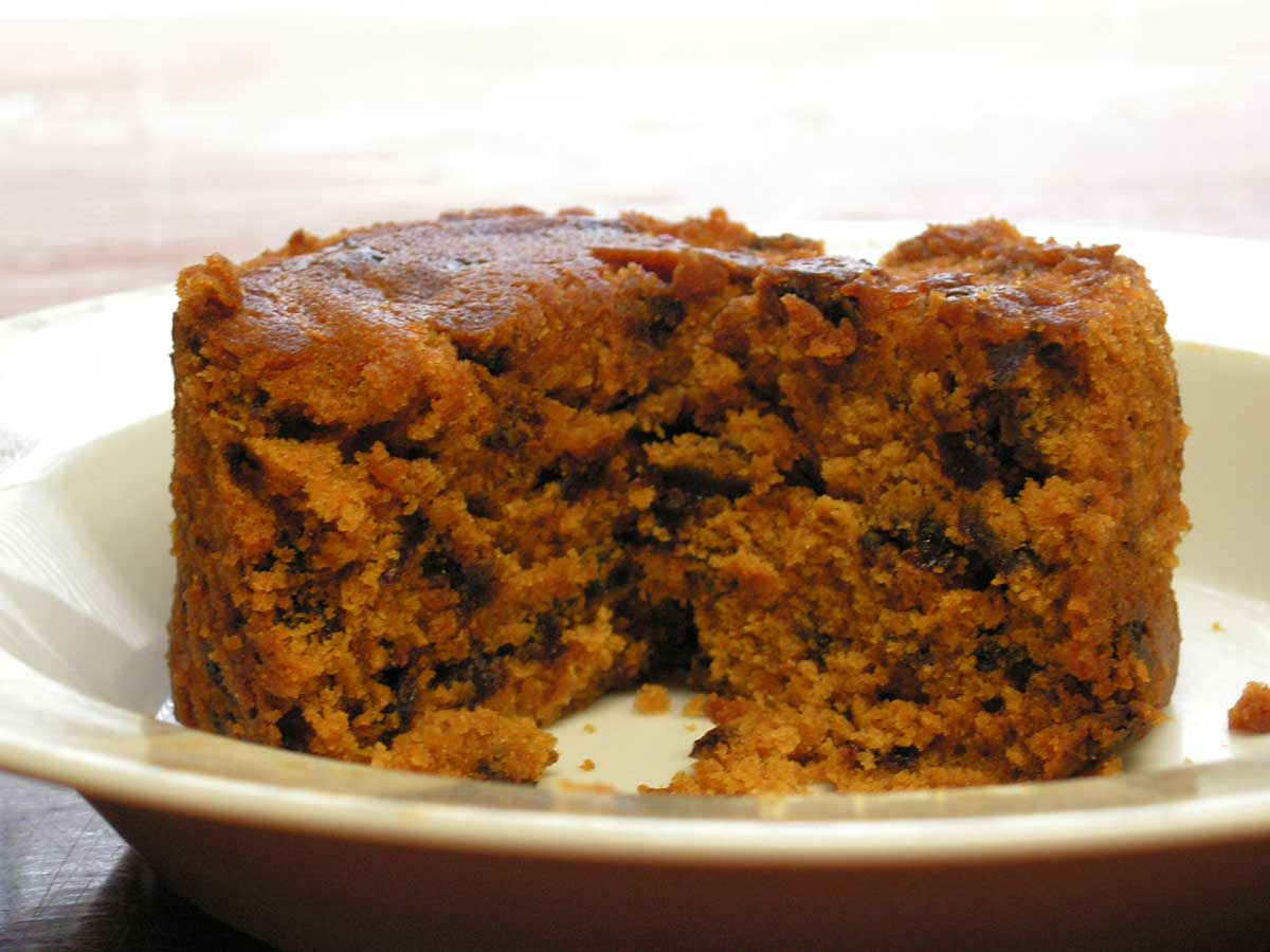 Harry Potter Spotted Dick Recipe