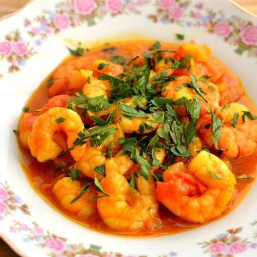 Prawn Gravy Recipe