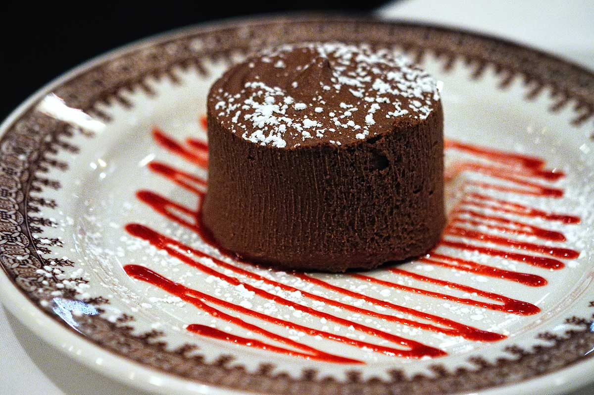 FRIENDS Joey's Chocolate Torte Recipe
