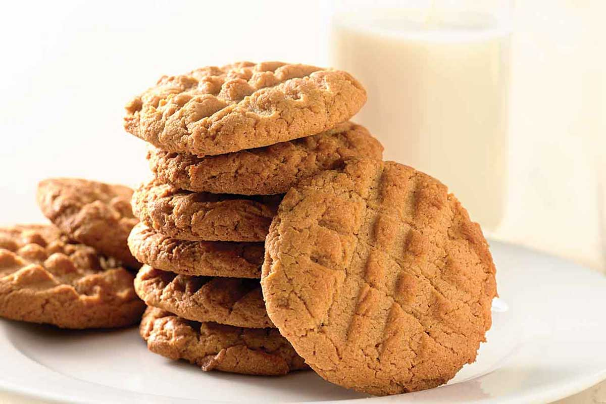 Peanut Butter Cookie Recipe To Brighten Up Your Week