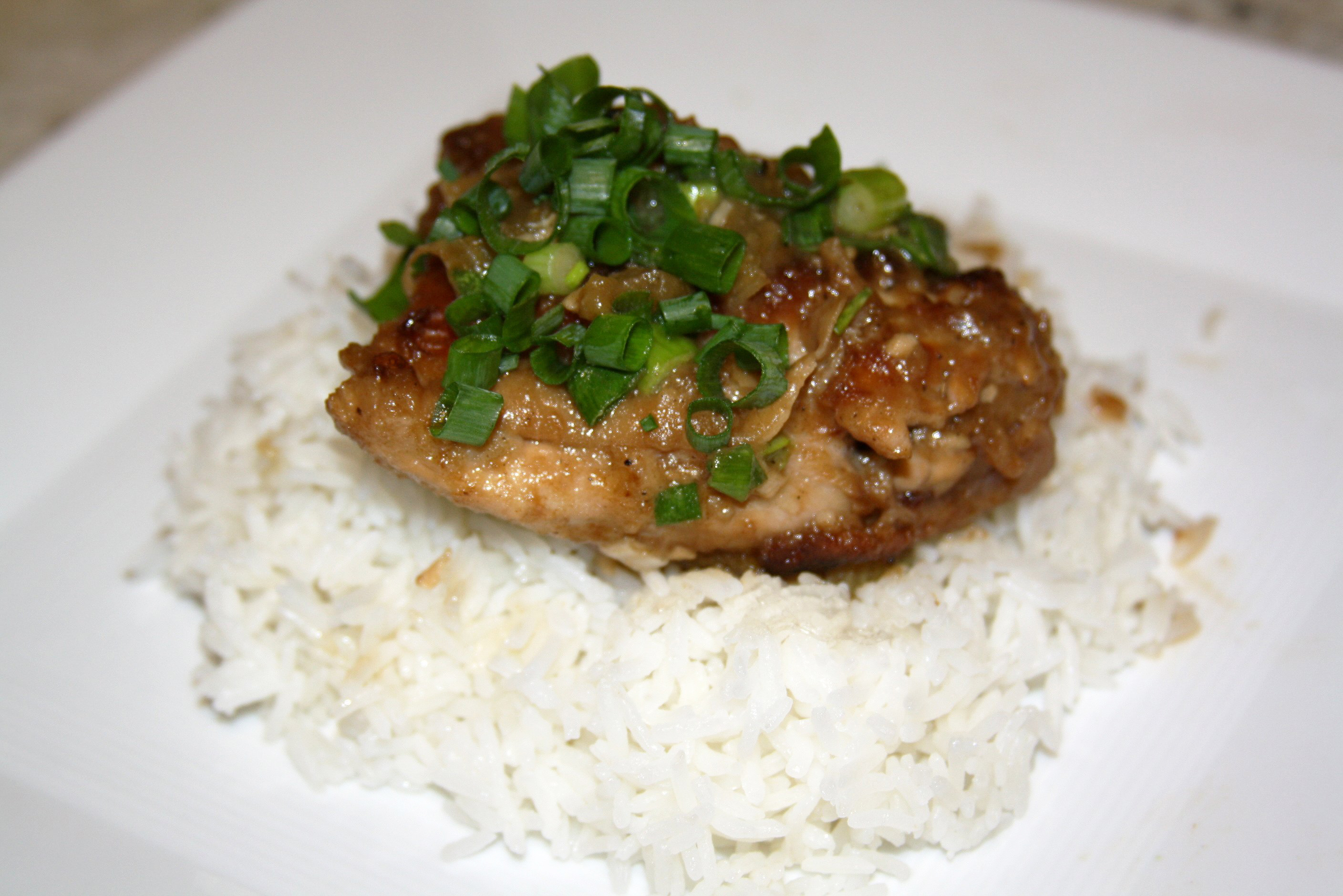 Suits Rachel's Chicken Adobo Recipe