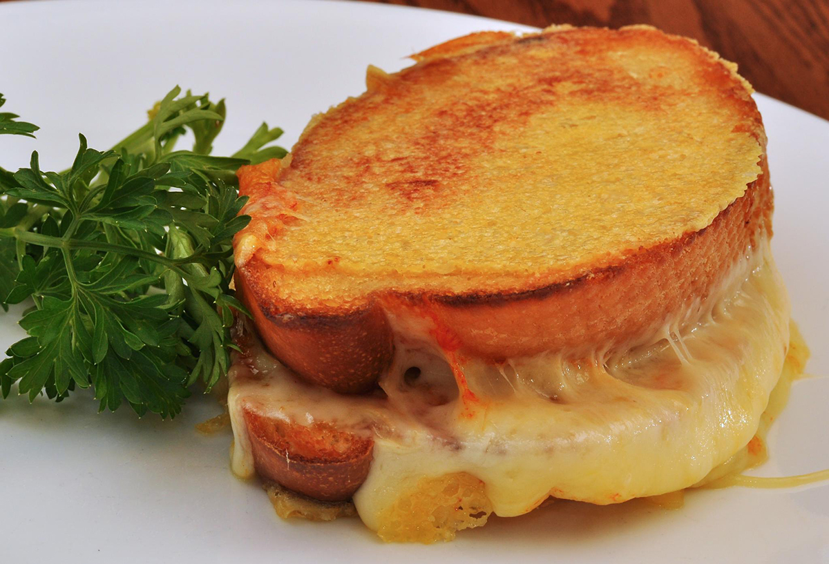 Twilight Grilled Cheese Sandwich Recipe