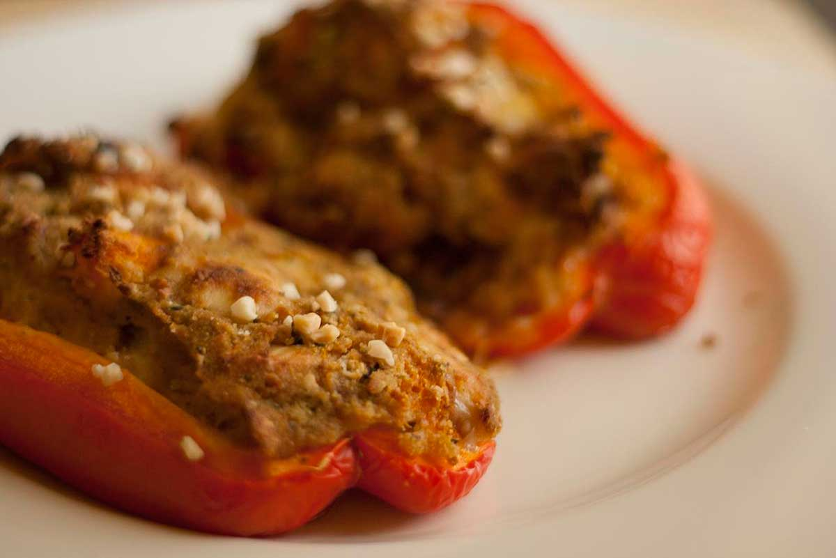 Game Of Thrones Stuffed Peppers Recipe