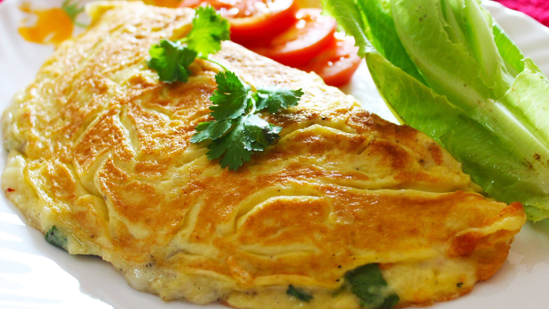easy-cheese-omelette