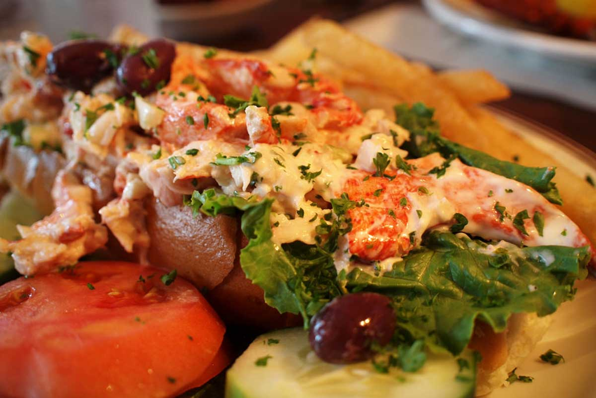 Today's Special Fennel Lobster Salad Recipe
