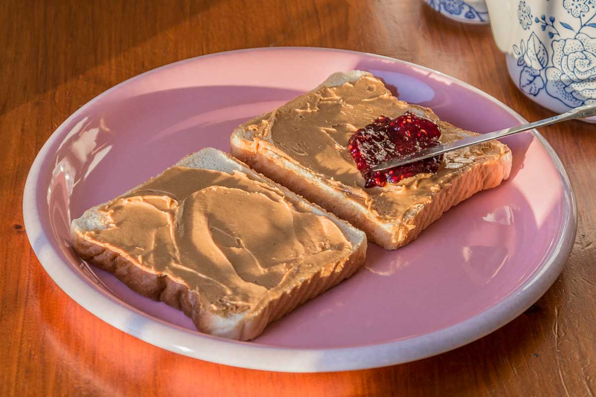 Full House Peanut Butter And Jelly Sandwich Recipe