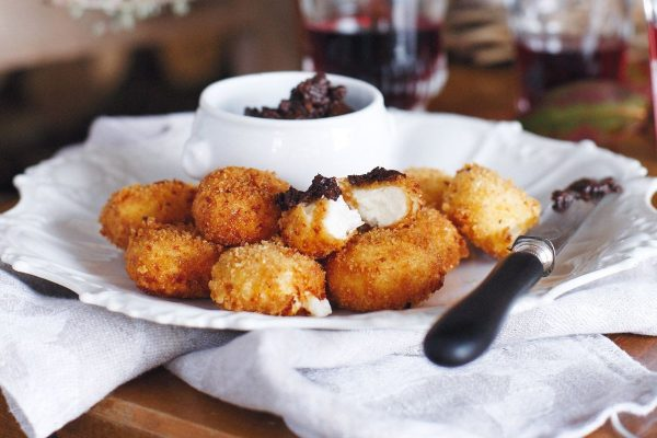 cheese-fritters