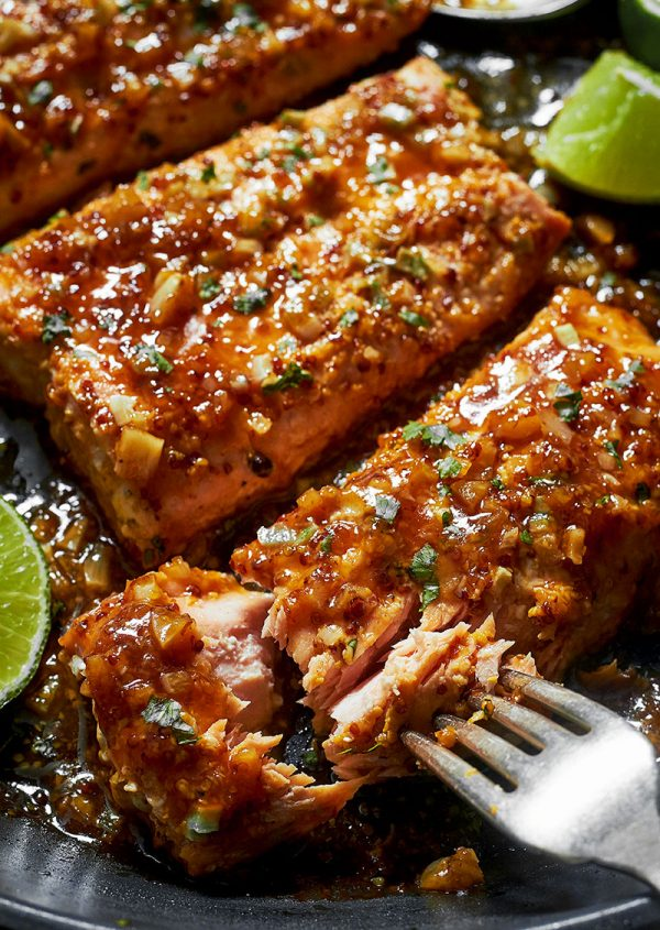 honey-garlic-salmon-recipe