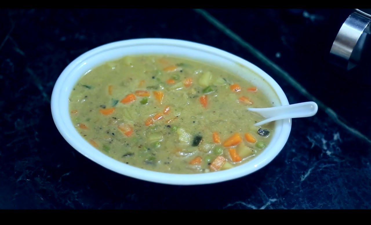Vegetable Stew Recipe in Malayalam