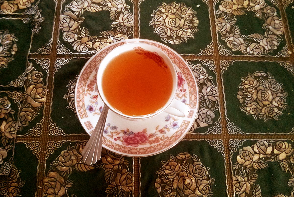 The Kite Runner Afghan Tea Recipe