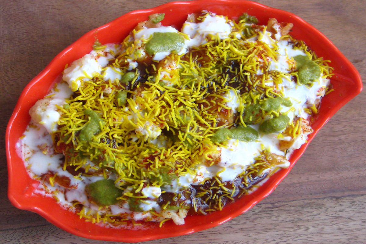 Papdi Chaat Recipe In Hindi